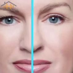 An Instant Eye Lift! Get an Instant Eye Lift! Eye Makeup eye makeup tapeGet an Instant Eye Lift! Diy Beauty Face, Beauty Skin, Health And Beauty, Beauty Makeup, Beauty Care, Saggy Eyes, Droopy Eyes, Puffy Eyes, Makeup Hacks
