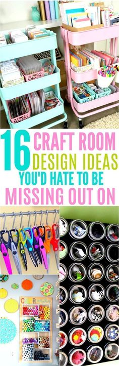 These 16 Craft Room