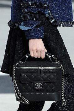 Chanel fall 2013 Paris Fashion Week #handbags #pfw