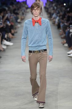LOOK | 2016 SS MILAN MEN'S COLLECTION | GUCCI | COLLECTION | WWD JAPAN.COM