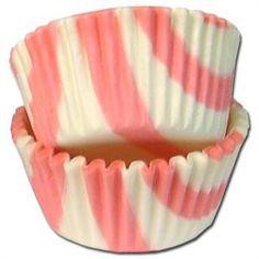 TBK Pink Zebra Mini #5 Baking & Candy Cup