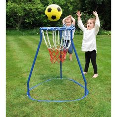 Montessori Low Basketball Goal