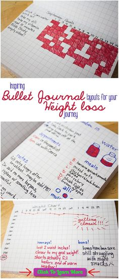 If you love bullet journaling and want to lose weight, here are some layout ideas to get you started on the right path! With a plan, a good bullet journal layout, proper diet and exercise, and a little boost from alli, you'll start seeing results! Planning and tracking is a great way to get yourself in gear. | New Years Resolution | Bullet Journal | New Year | New Year New Me | Weight Loss | #alliInMyLife #after [ad] #health #fitness #weightloss #healthyrecipes #weightlossrecipes
