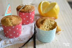 Muffins citron vanille 2