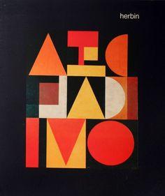 Auguste Herbin: The Plastic Alphabet