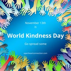 Today, especially, be kind