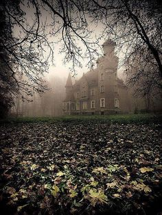 Spooky Castle in Poland!