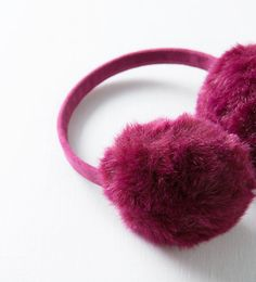 ZARA - KIDS - FUR EAR MUFFS