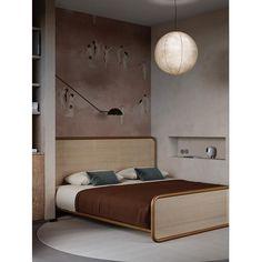on trend: the art deco bed. / sfgirlbybay - on trend: the art deco bed. on trend: the art deco bed. on trend: the art deco bed. Home Bedroom, Modern Bedroom, Bedroom Decor, Minimalist Bedroom, Art Deco Interior Bedroom, Quirky Bedroom, Bedroom Wall, Bedroom Furniture, Bedroom Ideas