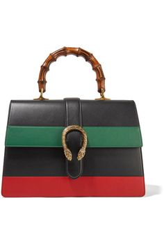 ee32e1f08ed GUCCI Dionysus Bamboo large paneled leather tote.  gucci  bags  shoulder  bags