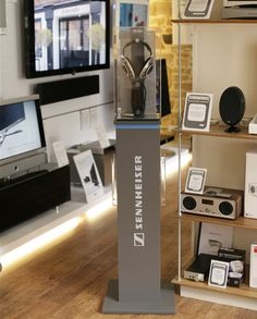 Sennheiser HD800 Headphone Display - Bespoke POP