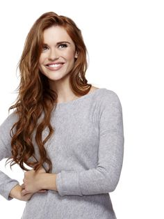 """[holland roden] Enter the youngest member of Octavia's hunt, Wendelin """"Winn"""" Collins. A half deaf, prodigy witch hailing from Scotland. She ran into Peter and Octavia many times, trying to become a student. After persuading her, she went under vigorous studies. Knowing ASL, she created her own technique of magic using sign language. Introduce yourself to her, just try not to speak in her right ear."""
