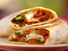 Healthy Dash Diet Pizza Wrap Recipe That Is Quick And Easy To Make. Family And Friends Will Love This Dash Pizza Wrap Recipe Time And Time Again. Dash Diet Recipes, Low Sodium Recipes, Sodium Foods, Dash Diet Breakfast Recipe, Dash Diet Plan, Dash Recipe, Food Network Recipes, Cooking Recipes, Freezer Recipes