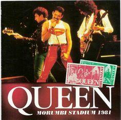 Queen: Morumbi Stadium 1981. Sao Paulo, Brazil 1981.