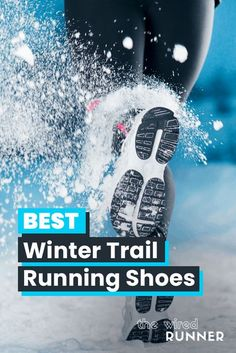 Best Winter Trail Running Shoes
