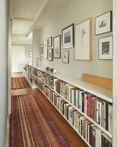 Really Useful Hallway Decorating Ideas From Interior - Really Useful Hallway Decorating Ideas Article By House Beautiful Uk Interior Design By Imperfect Interiors At This Victorian Villa In London The Best Home Decor With Pictures House Design, House Interior, Home Library, Trendy Home, Home, Hallway Designs, Home Decor, Bookshelves Diy, Bookshelf Design