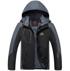 30700d791e RIPBLINK Spring Autumn Waterproof Windproof Men Women Coat Sportwear Rain  Windbreakers Tourism Mountain Breathable Thin Jackets · Outdoor CoatsMens  ...