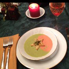 Christmas soup. A Firestine tradition!