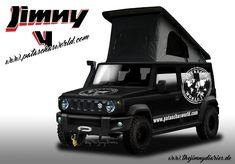 Grandioses & Kurioses - thejimnydiariess Webseite! Suzuki Jimny, Jimny 4x4, Jimny Sierra, Camping, Cars And Motorcycles, Offroad, Samurai, Monster Trucks, Gypsy