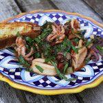 Calamari Stew Recipe