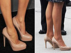 Shoes Nude Colour 2014 Collection
