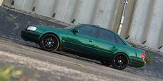 Audi Urs4 Side -  Rotiform Wheels