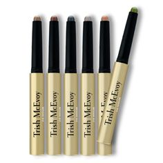 Eye Shadows: Trish McEvoy Eye Makeup. These are everything for summer