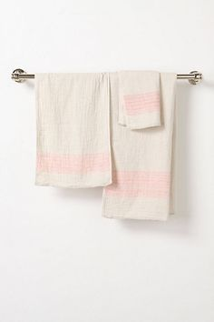Are these the linen turkish towels Genevieve talked about in the turkish bathroom episode? Possibly :)