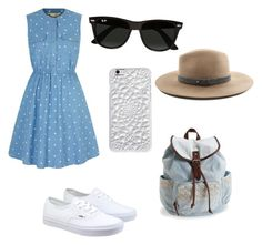 """""""summer"""" by sophie7a ❤ liked on Polyvore featuring Yumi, Vans, Aéropostale, Ray-Ban, Felony Case and rag & bone"""