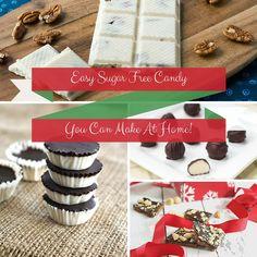 30 Sugar Free Christmas Candies You can Make at home!