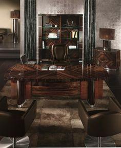 Giorgio Luna Office Presidential Desk