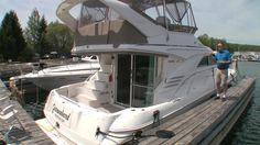 Used 2000 Sea Ray 40 Sedan Bridge For Sale In Winthrop Harbor Illinois 2267963…