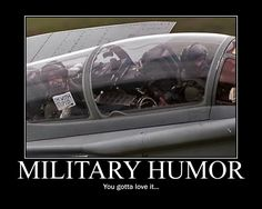 Here are 24 humor pictures that will relax you and will make you laugh so hard. It's meme time and here we are with the best of the lot. Military Jokes, Army Humor, Army Memes, Military Police, Usmc, Military Slang, Military Salute, Gi Joe, Funny Jokes