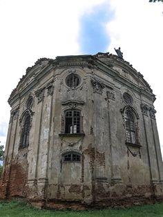 Забытые в прошлом (ЧИТАЙТЕ ПРАВИЛА!) - Экспедиция по заброшкам самого западного района Беларуси