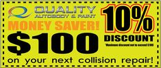 discount coupon for auto repair