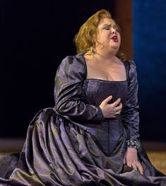 "Review on Bachtrack: ""As Princess Eboli, mezzo Jamie Barton dominated the stage on her every appearance. You quickly realized how immensely powerful her instrument could be, but her vocal agility and dynamic range amazed the most. Her blazing rage when her pride is wounded during the garden scene was as effective as her contrite ""O don fatale""."" (Washington, D.C.)"