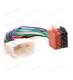 bd92c836316cc2255630c692fc20c142 cuttings wire iso canv05 iso harness cable for the installation of xtrons peugeot 307 stereo wiring harness at virtualis.co