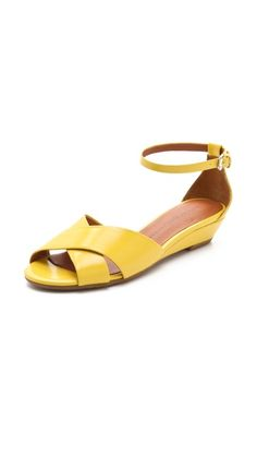 Lemon wedge sandal - Marc Jacobs £118.84