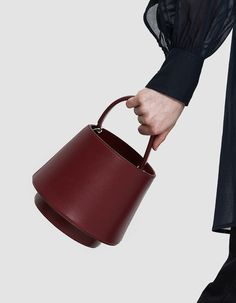 12881e91faaf Mlouye Lantern Bag Bucket Handbags