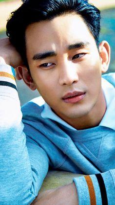 Kim Soohyun for W Korea Asian Actors, Korean Actors, Lee Minh Ho, Korean Drama Movies, Korean Dramas, Korean Photo, My Love From The Star, Poster Boys, Asian Hotties