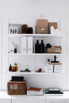 Pequeñas Formas De Organizar Tu Casa