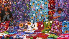 Resultado de imagen para artesanias mexicanas textil