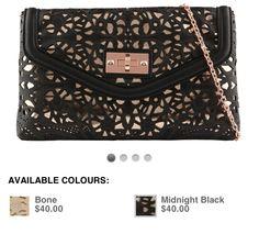 Cute purse from Aldo