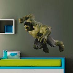 Hulk Decal.