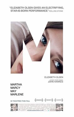 Directed by Sean Durkin.  With Elizabeth Olsen, Sarah Paulson, John Hawkes, Christopher Abbott. Haunted by painful memories and increasing paranoia, a damaged woman struggles to re-assimilate with her family after fleeing an abusive cult.