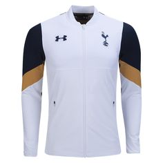 Tottenham Hotspur 16/17 Home Stadium Jacket  | $119.99 | Holiday Gift & Stocking Stuffer ideas for the Tottenham Hotspur fan at WorldSoccerShop.com