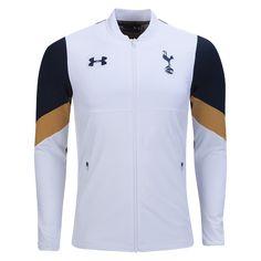 Tottenham Hotspur 16/17 Home Stadium Jacket  | $119.99 | Holiday Gift & Stocking Stuffer ideas for the Tottenham Hotspur fan at WorldSoccerShop.com