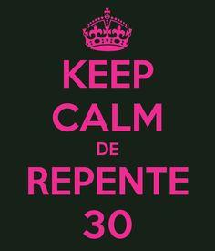 De Repente 3.0... Trintei!!!