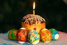 Пасхальное яйцо из бисера