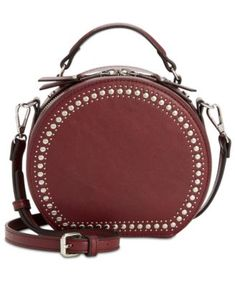 7fdd8794bfba I.N.C. Rilie Circle Top-Handle Crossbody, Created for Macy's. Designer  Handbag ...
